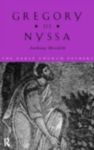 Ebook in inglese Gregory of Nyssa Meredith, Anthony
