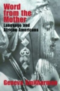 Ebook in inglese Word from the Mother SMITHERMAN, GENEVA