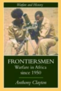 Ebook in inglese Frontiersmen Clayton, Anthony