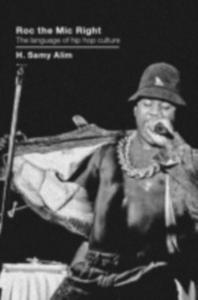 Ebook in inglese Roc the Mic Right Alim, H. Samy