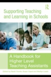 Ebook in inglese Supporting Teaching and Learning in Schools