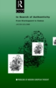 Ebook in inglese In Search of Authenticity Golomb, Jacob