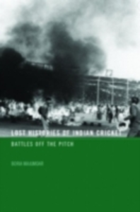 Ebook in inglese Lost Histories of Indian Cricket Majumdar, Boria