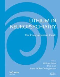 Foto Cover di Lithium in Neuropsychiatry, Ebook inglese di  edito da CRC Press