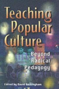 Ebook in inglese Teaching Popular Culture -, -