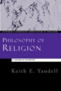Ebook in inglese Philosophy of Religion Yandell, Keith E.