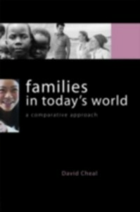 Ebook in inglese Families in Today's World Cheal, David