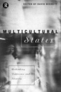 Foto Cover di Multicultural States, Ebook inglese di  edito da Taylor and Francis