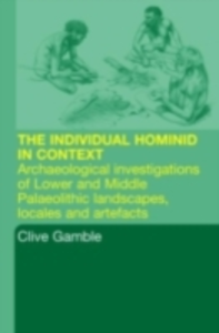 Ebook in inglese Hominid Individual in Context -, -