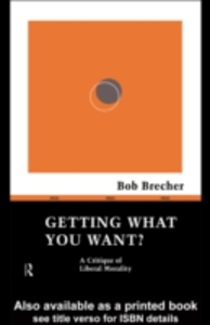 Ebook in inglese Getting What You Want? Brecher, Bob