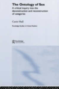 Ebook in inglese Ontology of Sex Hull, Carrie