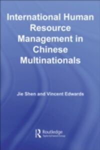 Ebook in inglese International Human Resource Management in Chinese Multinationals -, -