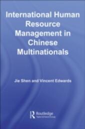 International Human Resource Management in Chinese Multinationals