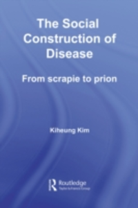 Ebook in inglese Social Construction of Disease Kim, Kiheung