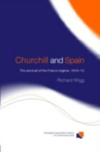Ebook in inglese Churchill and Spain -, -