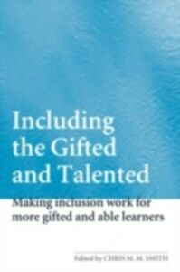 Foto Cover di Including the Gifted and Talented, Ebook inglese di  edito da Taylor and Francis