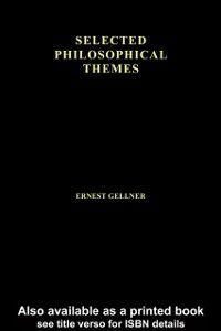 Foto Cover di Contemporary Thought and Politics, Ebook inglese di Ernest Gellner, edito da Taylor and Francis