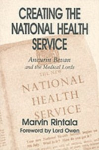 Ebook in inglese Creating the National Health Service Rintala, Marvin