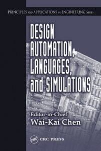 Ebook in inglese Design Automation, Languages, and Simulations -, -