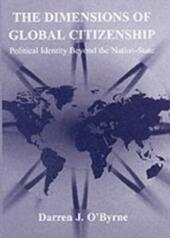 Dimensions of Global Citizenship