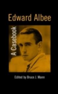 Ebook in inglese Edward Albee Mann, Bruce