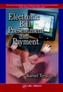 Ebook in inglese Electronic Bill Presentment and Payment Terplan, Kornel