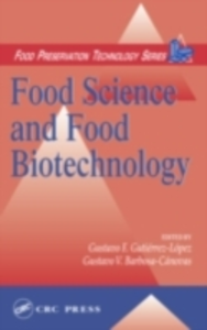 Ebook in inglese Food Science and Food Biotechnology Gutierrez-Lopez, Gustavo F.