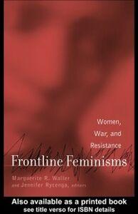 Foto Cover di Frontline Feminisms, Ebook inglese di  edito da Taylor and Francis