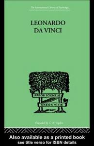 Ebook in inglese Leonardo da Vinci Freud, Sigmund