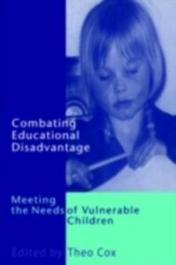 Ebook in inglese Combating Educational Disadvantage -, -