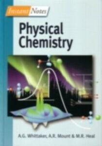 Foto Cover di Instant Notes in Physical Chemistry, Ebook inglese di AA.VV edito da Taylor and Francis