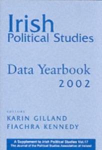 Ebook in inglese Irish Political Studies Data Yearbook 2002 -, -