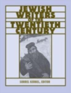 Foto Cover di Routledge Encyclopedia of Jewish Writers of the Twentieth Century, Ebook inglese di  edito da Taylor and Francis