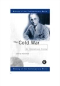 Foto Cover di Cold War, Ebook inglese di David Painter, edito da Taylor and Francis