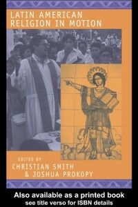 Ebook in inglese Latin American Religion in Motion -, -