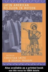 Ebook in inglese Latin American Religion in Motion -, -