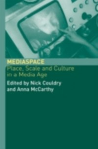 Ebook in inglese MediaSpace Couldry, Nick , McCarthy, Anna