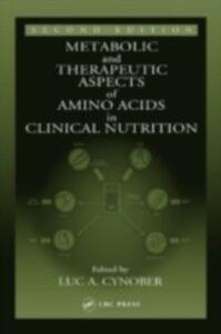 Foto Cover di Metabolic & Therapeutic Aspects of Amino Acids in Clinical Nutrition, Second Edition, Ebook inglese di  edito da CRC Press