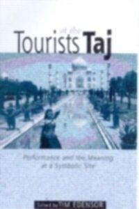 Ebook in inglese Tourists at the Taj Edensor, Tim
