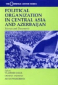 Ebook in inglese Political Organization in Central Asia and Azerbijan -, -