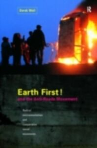 Ebook in inglese Earth First! and the Anti-Roads Movement Wall, Derek