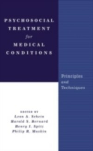 Ebook in inglese Psychosocial Treatment for Medical Conditions -, -