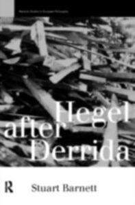 Ebook in inglese Hegel After Derrida