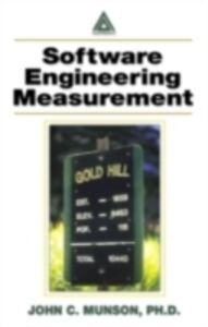 Ebook in inglese Software Engineering Measurement John C. Munson, Ph.D.