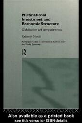 Multinational Investment and Economic Structure