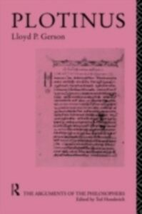 Ebook in inglese Plotinus Gerson, Lloyd P.