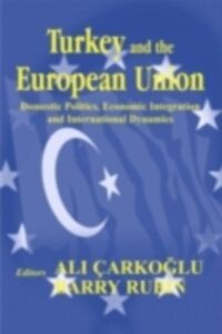Ebook in inglese Turkey and the European Union
