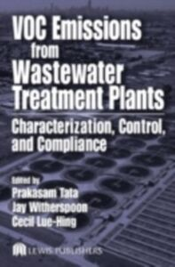 Ebook in inglese VOC Emissions from Wastewater Treatment Plants -, -
