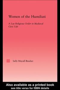 Ebook in inglese Women of the Humiliati Brasher, Sally