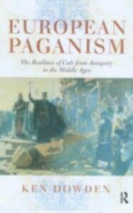 Ebook in inglese European Paganism Dowden, Ken , Dowden, Mr Ken